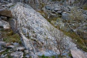 Torghatten smeltevannsspor lokalitet 3 12_04