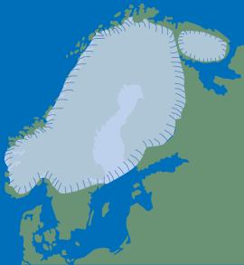 Glaciation 11ky uten tekst